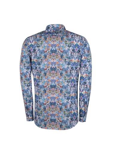 Paul Smith Blue Gömlek Mavi